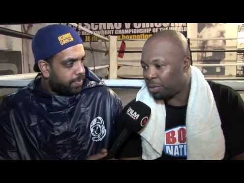 'I HAVE STOPPED TRYING TO WORK DERECK CHISORA OUT' - DON CHARLES TALKS TO iFILM LONDON