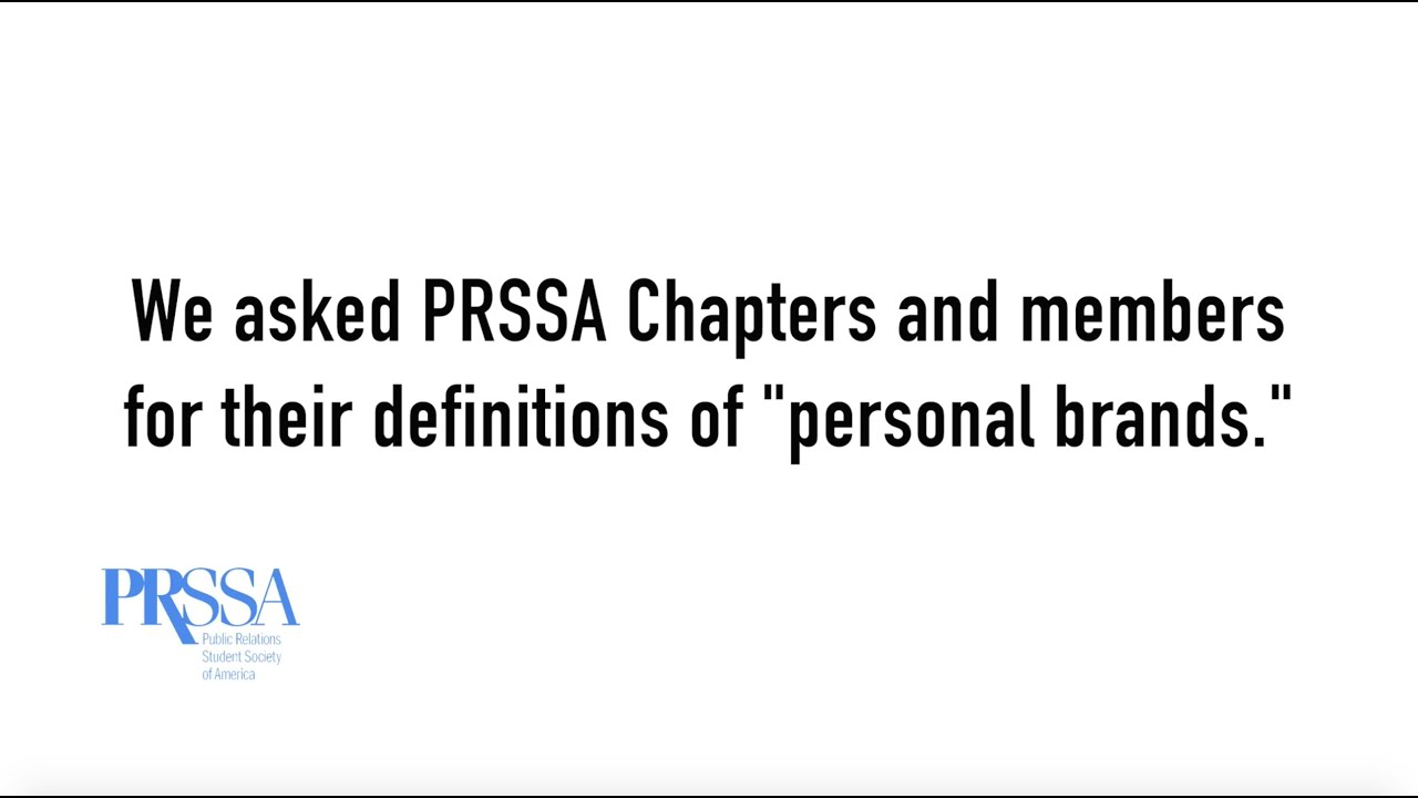 personal branding defined personal branding defined