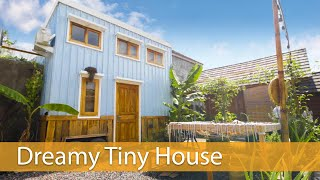 An Unique Tiny Space Guest House In Yogyakarta | House Feel Home Ep.6 - Dreamy Tiny House