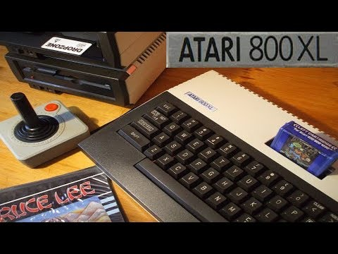 Atari 800 XL Review