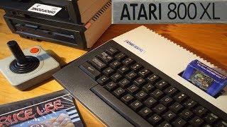 Atari 800 XL Review