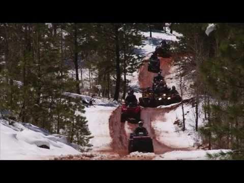 Rainbow Falls Colorado - Lake Powell Adventure - Wildcat Sport LDT Review - Desert Peak Re-opening