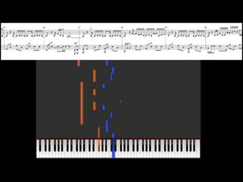 Radical Dreamers OstilMusic piano cover transcription