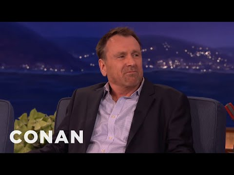 Colin Quinn Used His Irishness To Get Girls   CONAN on TBS
