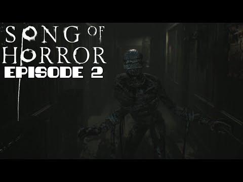SONG OF HORROR - Full Episode 2 Gameplay Walkthrough (No Commentary)