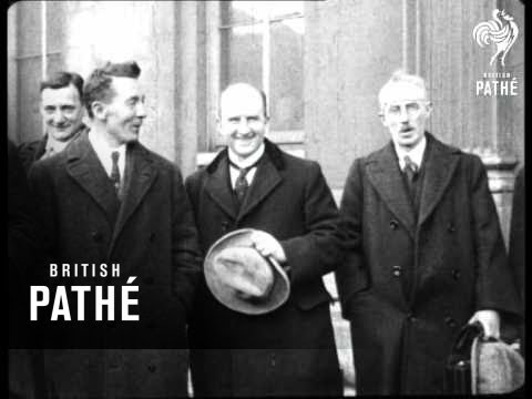 The New Dail Cabinet (1922)