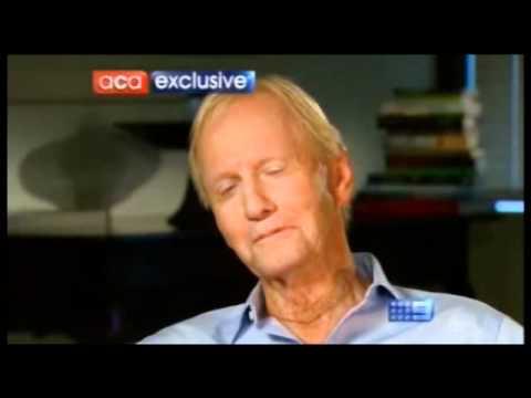Paul Hogan Vs Australian Tax Office - A Current Affair interview (part 1 of 2 full ver.)
