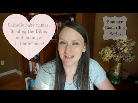 Naming our children after Saints... | Last SBC Video!