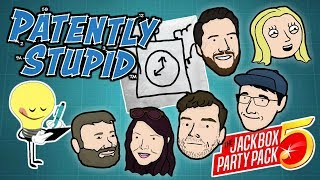 Let's Play PATENTLY STUPID | The Jackbox Party Pack 5 | 2 Left Thumbs | JBPP5 Gameplay