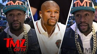Floyd Mayweather Loves Gucci & Doesn't Care About Blackface | TMZ TV