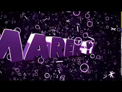 Intro For Marek YT by:Vlax_173