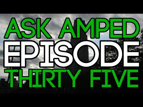 Ask Amped Episode 35 - Overrated Brands, Yoga Pants and Speedsoft