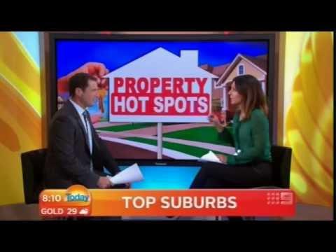 Top 5 Property Hot Spots in Australia