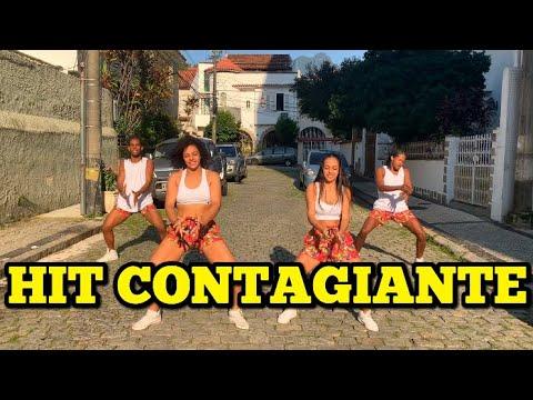 HIT CONTAGIANTE - Felipe Original feat Kevin O Chris  Coreografia - Mac Rodrigues