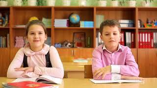 Школа троицк (выпускной фильм 4ый класс)