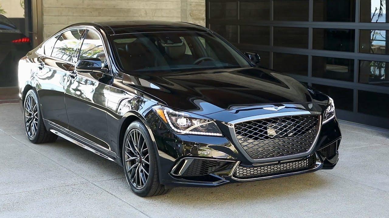 2018 genesis g80 interior. simple 2018 2018 genesis g80 sport  driving interior u0026 exterior in genesis g80 interior r