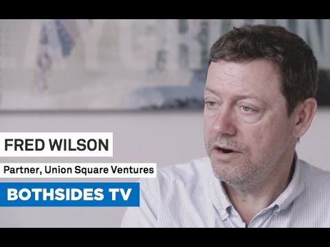 Bothsides TV Episode 9 with Fred Wilson, Partner at Union Square Ventures