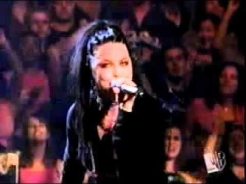 Evanescence   going under    @ pepsi smash 7 16 03