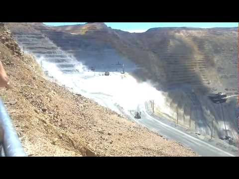 Kennecott Copper Mine Explosion