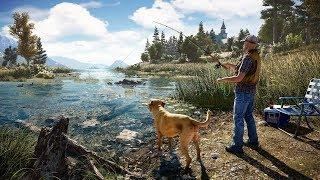 Отдыхаем и расслабляемся в Монтане - Far Cry 5 [Третий стрим]