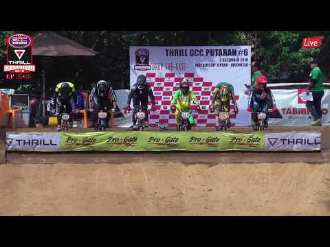 2018 Grand Final Series Drop The Gate Thrill BMX RACE  | SEMI FINAL