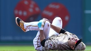 Worst Baseball Injuries Part Four