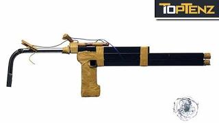 Top 10 CRAZY (Improvised) PRISON WEAPONS