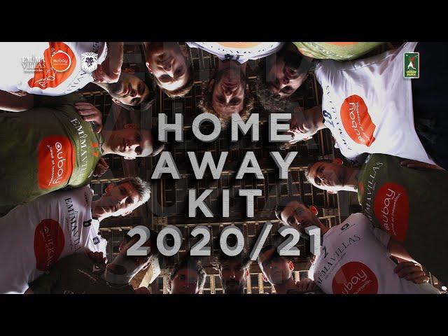 EMMA VILLAS AUBAY SIENA - INTRODUCING HOME & AWAY KIT 2020/21