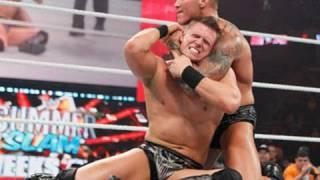 Raw: Randy Orton vs. The Miz.