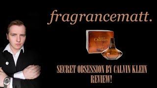 "MFO: Episode 109: Secret Obsession by Calvin Klein (2008) ""Plum-tastic!"""