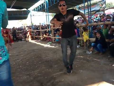 jathilan Mardi Raharjo feat Baju Barat,  1 Suro 2017, Sanggrahan Mburi polda.. masoook Dek