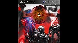 🎮🕹️ Lord of Arcana | PSP | - Mini Video Game BHS Retro - RECALBOX / BATOCERA 🎮🕹️