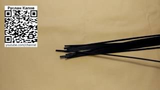 Пруток для сварки пластмассовых автомобильных бамперов посылка из китая