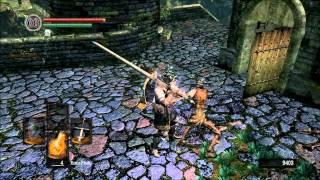 Dark Souls PC Gameplay HD with Zweihander