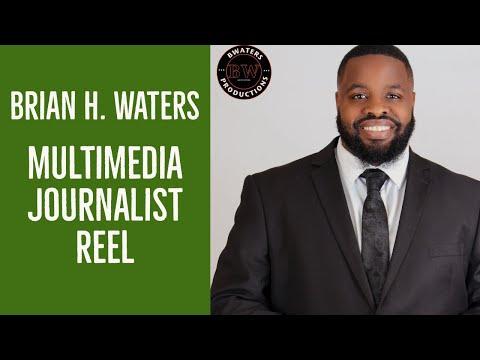 Multimedia Journalist Brian H. Waters