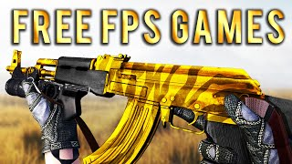20 Ultimate FREE FṖS Games for PC 2021 (ACTIVE Player Base)