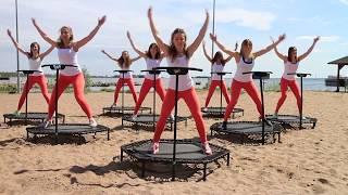 Фитнес на мини-батутах, Jumping-Fitness