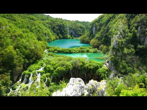Plitvice Lakes, Croatia 4K