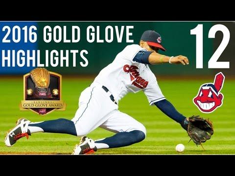 Francisco Lindor | 2016 Gold Glove Highlights