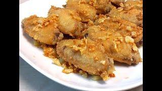 蒜香牛油雞翼 / 好食到唔夠分/【20無限】Garlic butter chicken wing