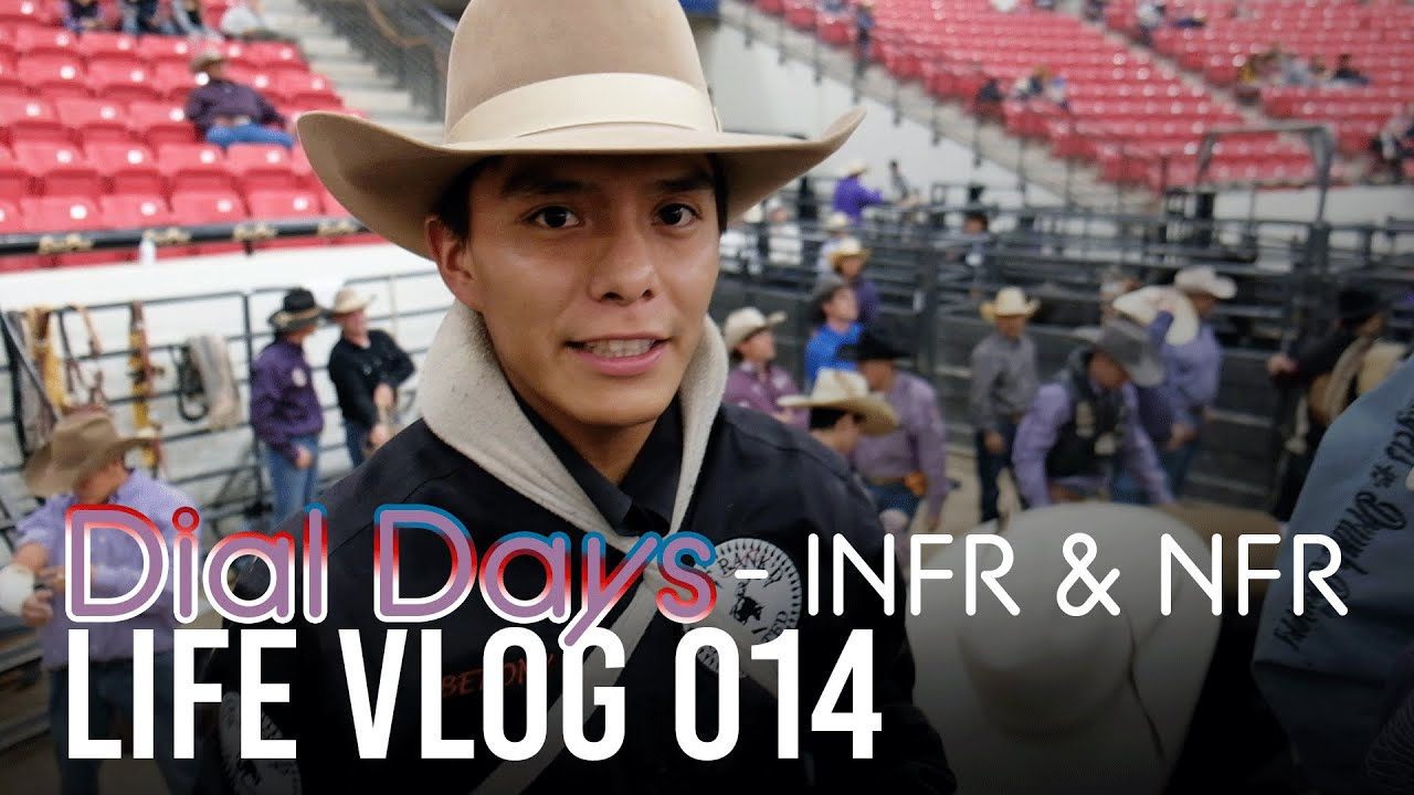 Download LIFE VLOG 014   NFR and INFR (National Finals Rodeo and Indian National Finals Rodeo