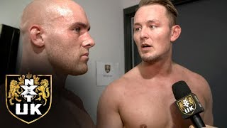 Imperium vow to leave TakeOver as champions: NXT UK Exclusive, Dec. 12, 2019