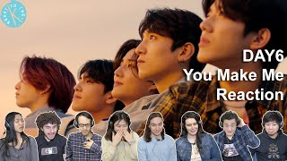 Classical & Jazz Musicians React: DAY6 'You Make Me'