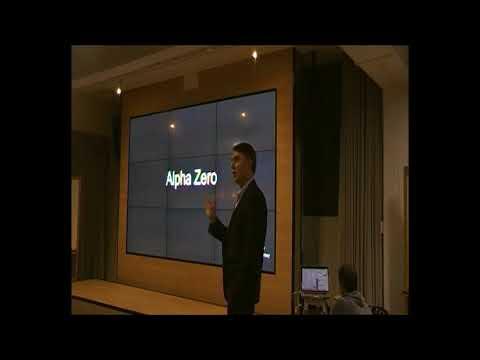 Building AlphaZero AI - Machine Intelligence Institute of Africa (MIIA) - 15 March 2018