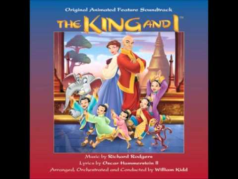 The King and I 10. Anna Remembers/Shall We Dance Fantasy