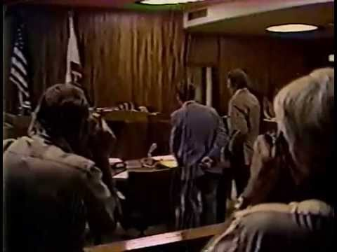 Dean Martin Interview Gun Charge ABC Evening News August 05 1982  Court Appearance