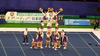 愛知工業大学名電高校 THUNDERS 決勝 JAPAN CUP 2017