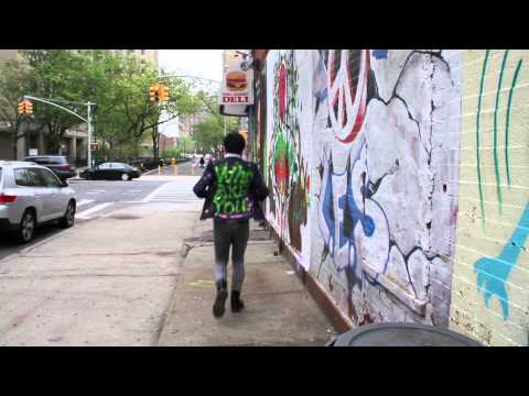 east village graffiti video