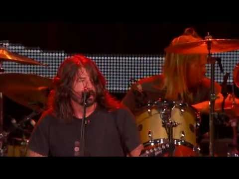 Foo Fighters - Outside (NEW 2014 SONG) [Live, London 2014]