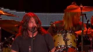 Foo Fighters Outside NEW 2014 SONG Live London 2014